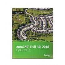 AutoCAD Civil 3D 2016 Essentials Book 1st Edition