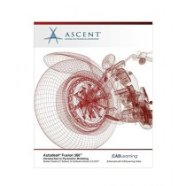 Autodesk Fusion 360 Introduction to Parametric Modeling Book 2nd Edition