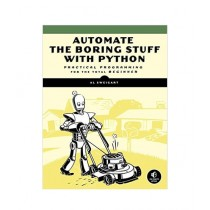 Automate the Boring Stuff with Python Book 1st Edition