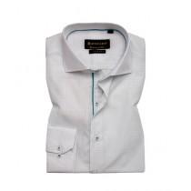 Avocado Daisy Formal Shirt For Men Off White (PS-32)