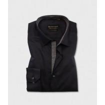 Avocado Midnight Formal Shirt For Men Black (PS-50)