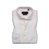 Avocado Pure Formal Shirt For Men White Broadcloth (PS-27)