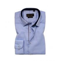 Avocado River Formal Shirt For Men Light Bue (PS-64)