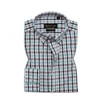 Avocado Sage Formal Shirt For Men Light Blue (PS-29)