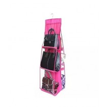 Az-Zahra 6 Pocket Foldable Hanging Bag Organizer
