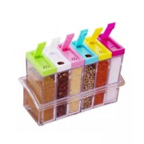Az-Zahra Spice Rack Pack Of 6