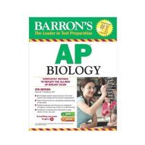 Barron's AP Biology Book 5th Edition