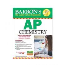 Barron's AP Chemistry Book 8th Edition