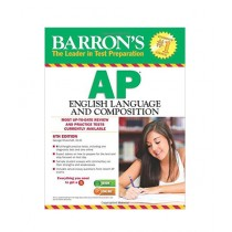 Barron's AP English Language and Composition Book 6th Edition