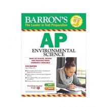 Barron's AP Environmental Science Book 6th Edition