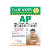 Barron's AP Microeconomics Book 5th Edition