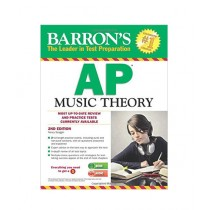 Barron's AP Music Theory Book 2nd Edition