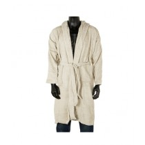 Bath & Home Bathrobe - Silver