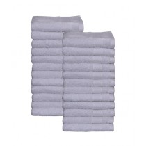 Bath & Home Egyptian Face Towel White Pack of 24