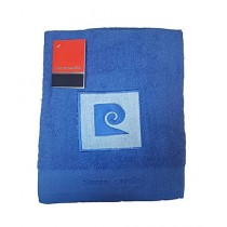 Bath & Home Pierre Cardin Towels Navy Blue Pack of 2 (037)