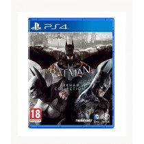 Batman Arkham Collection Game For PS4