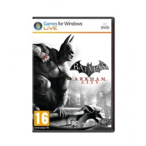 Batman Arkham City Game For PC