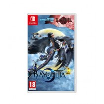 Bayonetta 2 Game For Nintendo Switch