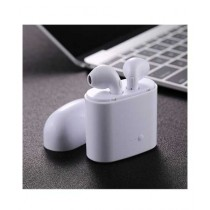 BazingaPk I7S Wireless Earphone with Charger Dock (HBQ)