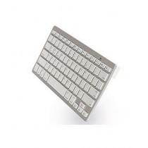 BazingaPk Wireless Bluetooth Keyboard Blue (X5)