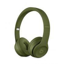 Beats Solo 3 Neighborhood Collection Wireless Bluetooth On-Ear Headphones Turf Green