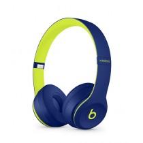 Beats Solo 3 Wireless Bluetooth On-Ear Headphones Pop Indigo