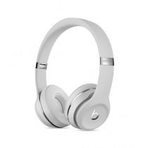 Beats Solo 3 Wireless Bluetooth On-Ear Headphones Satin Silver