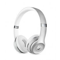 Beats Solo 3 Wireless Bluetooth On-Ear Headphones Silver