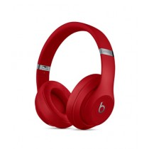 Beats Studio3 Wireless Bluetooth Over-Ear Headphones Red