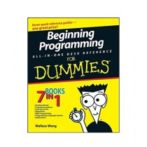 Beginning Programming All-In-One Desk Reference For Dummies Book 1st Edition