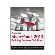 Beginning SharePoint 2013 Book 1st Edition