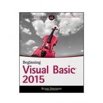 Beginning Visual Basic 2015 Book 1st Edition