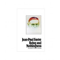 Being and Nothingness Book Reprint Edition
