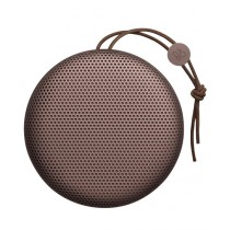 Beoplay A1 Portable Bluetooth Speaker Deep Red