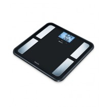 Beurer Diagnostic Bathroom Scale Black (BF-850)