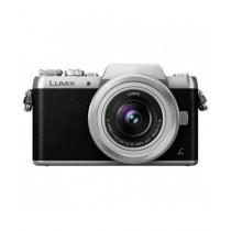 Panasonic Lumix DMC-GF7 Digital Camera Black and Silver