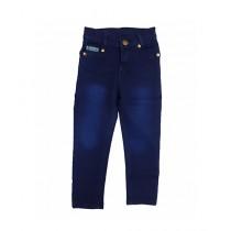 Bhai Bhai Garments Stretchable Narrow jeans For Boy Blue