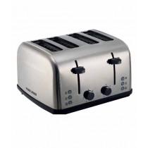 Black & Decker 4 Slice Stainless Steel Toaster (ET304)