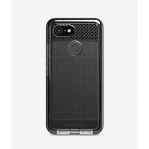 Tech21 Evo Check Smokey Black Case for Google Pixel 3