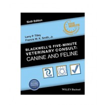 Blackwell's Five-Minute Veterinary Consult Book 6th Edition