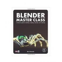 Blender Master Class Book 1st Edition