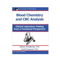 Blood Chemistry and CBC Analysis Book