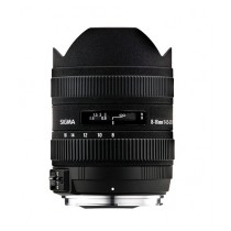 Sigma 8-16mm f/4.5-5.6 DC HSM Ultra-Wide Zoom Lens For Canon EOS