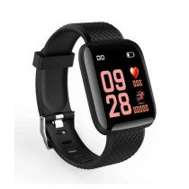 Ferozi Traders D13 Smart Watch Black