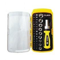 Bosi Screwdriver Socket Tool Kit 41 Pcs