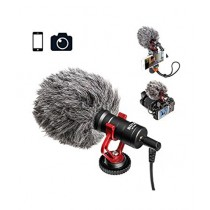 Boya Microphone Black (BY-MM1)