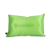 Brand Mall Automatic Inflatable Pillow Air Cushion Green