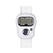 Brand Mall Finger Tally Counter White