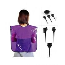 Brand Mall Hair Coloring Bowl Brush Kit