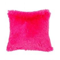 Brand Mall Soft Cuddly Cushion Pink